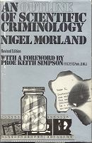 An example of the cover of one of our Forensic Medicine Collection