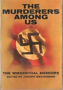 An example of the cover of one of our War Crimes Collection