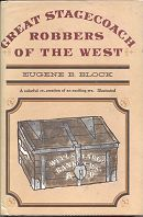 An example of the cover of one of our Wild West Collection